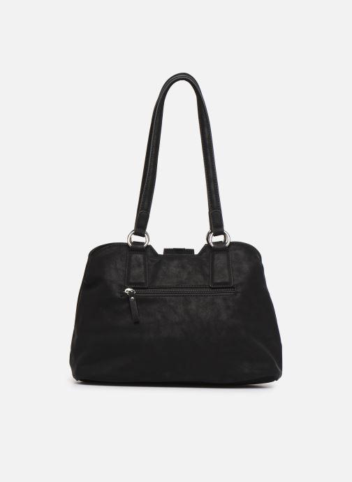 Bolsos de mano Tamaris MADOKA SHOULDER BAG Negro vista de frente