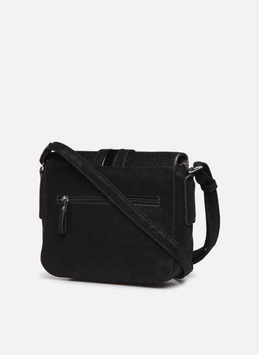 Bolsos de mano Tamaris MADOKA CROSSBODY BAG Negro vista lateral derecha