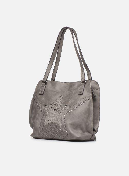 Bolsos de mano Tamaris ALEA SHOPPING BAG Gris vista del modelo