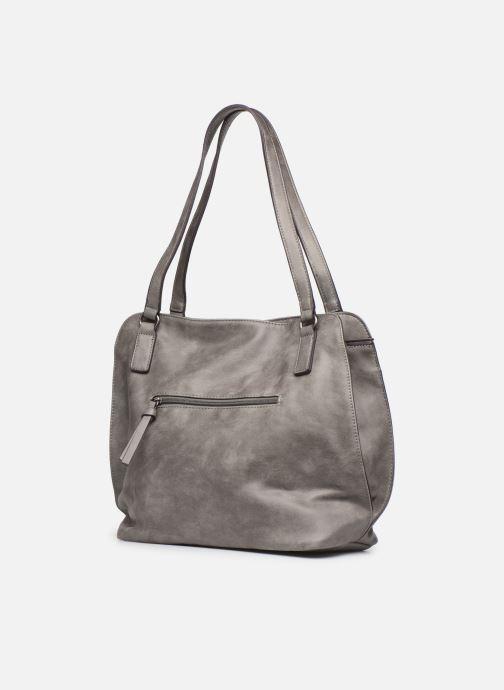 Bolsos de mano Tamaris ALEA SHOPPING BAG Gris vista lateral derecha