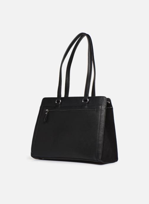 Handtassen Tamaris MIRELA SHOULDER BAG Zwart rechts