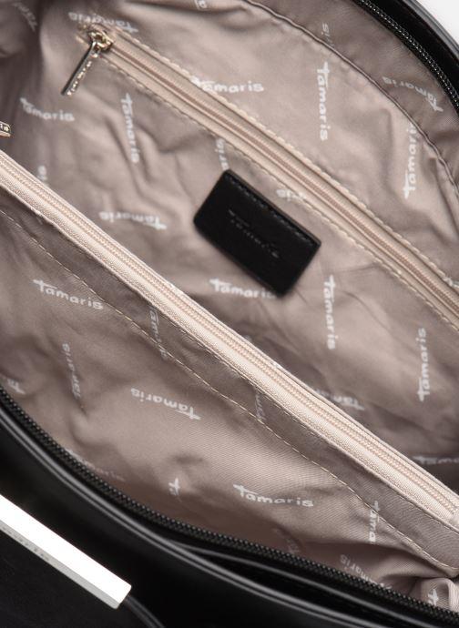 Håndtasker Tamaris MIRELA SHOULDER BAG Sort se bagfra