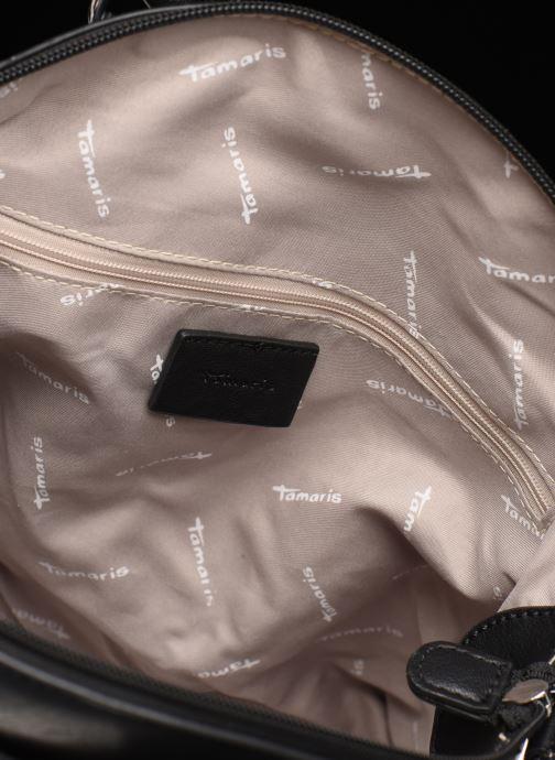 Handbags Tamaris MIRELA HANDBAG Black back view
