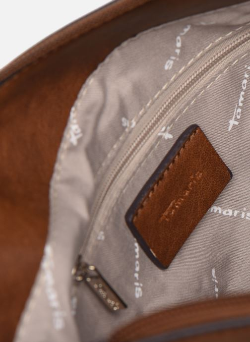 Handtassen Tamaris MIRELA CROSSBODY BAG S Bruin achterkant