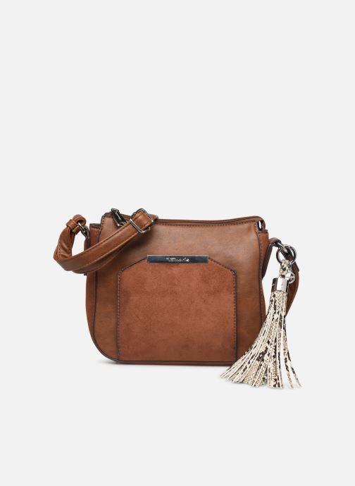 Handtassen Tamaris MIRELA CROSSBODY BAG S Bruin detail