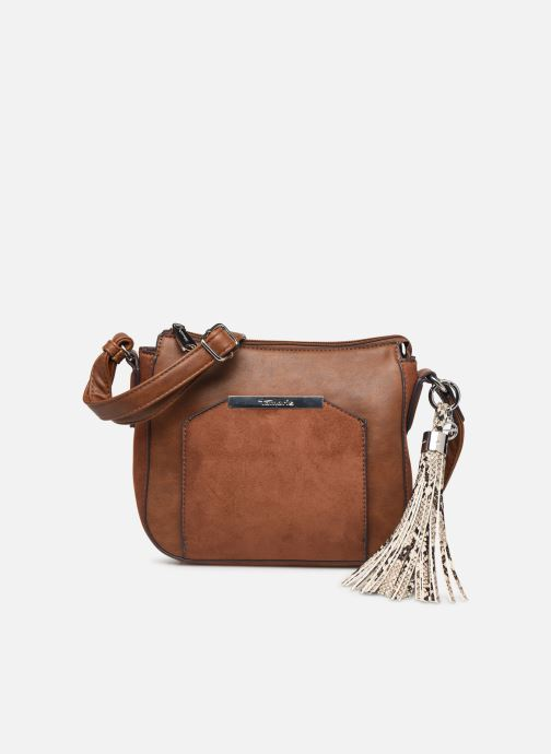 Handbags Tamaris MIRELA CROSSBODY BAG S Brown detailed view/ Pair view