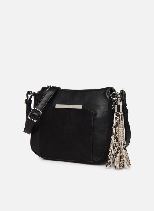 Bolsos de mano Tamaris MIRELA CROSSBODY BAG S Negro vista del modelo