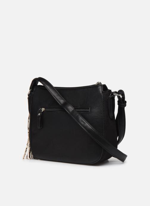 Handtassen Tamaris MIRELA CROSSBODY BAG S Zwart rechts
