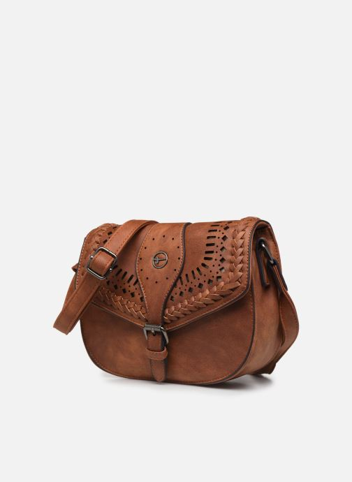 Handtassen Tamaris ALFA CROSSBODY BAG Bruin model