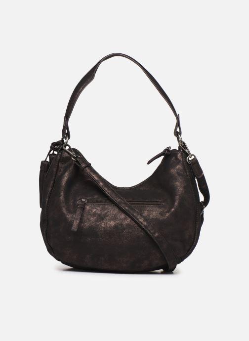 Handtaschen Tamaris PHOENIX HOBO BAG schwarz ansicht von vorne