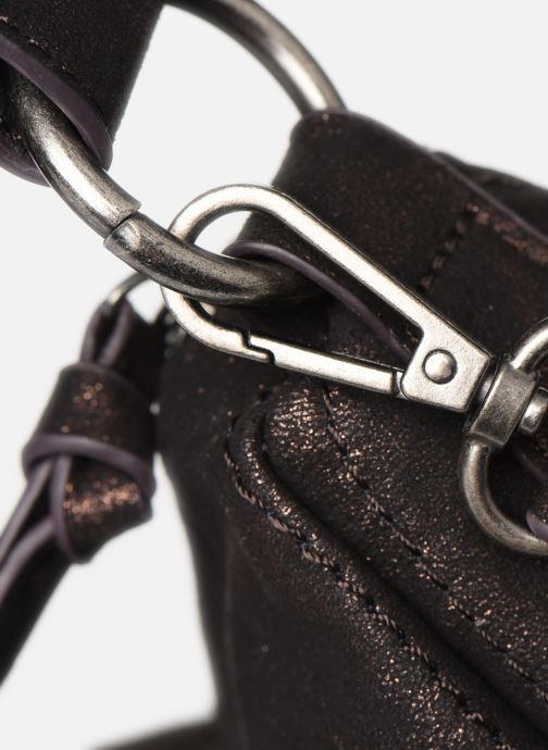 Handtaschen Tamaris PHOENIX HOBO BAG schwarz ansicht von links