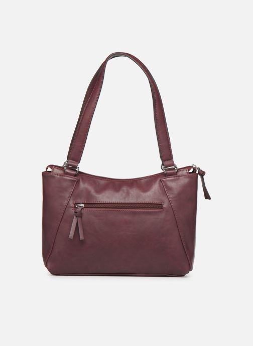 Handtaschen Tamaris NELLI Shoulder bag weinrot ansicht von vorne