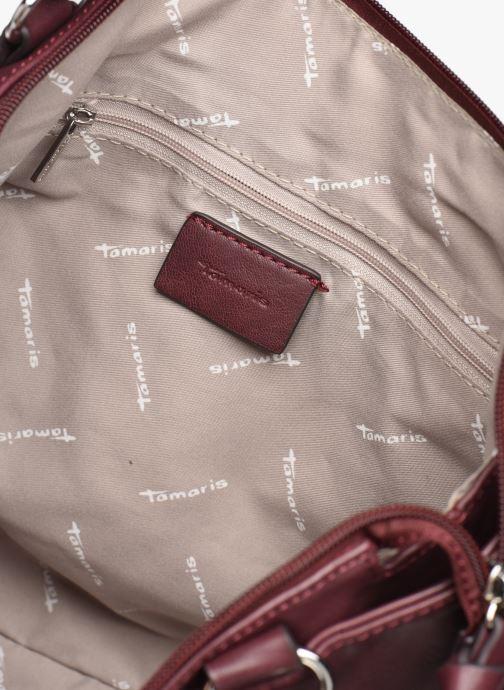 Handtaschen Tamaris NELLI Shoulder bag weinrot ansicht von hinten