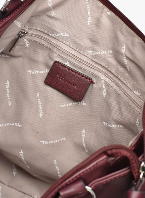 Handtassen Tamaris NELLI Shoulder bag Bordeaux achterkant