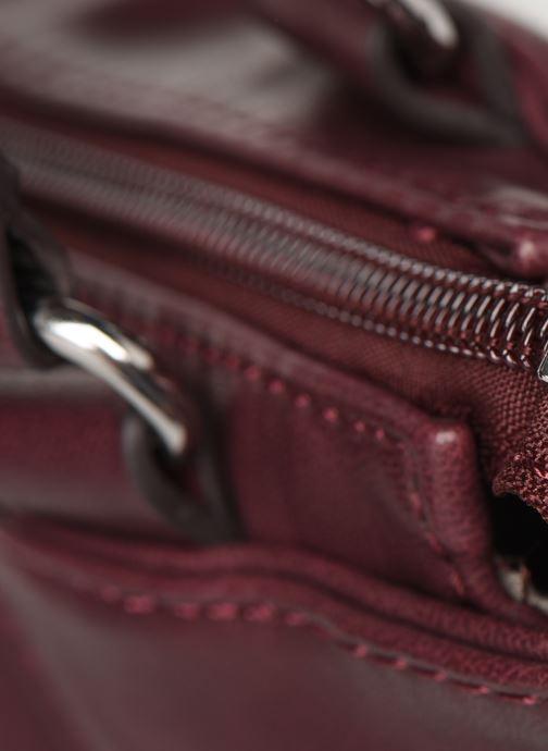 Handtaschen Tamaris NELLI Shoulder bag weinrot ansicht von links