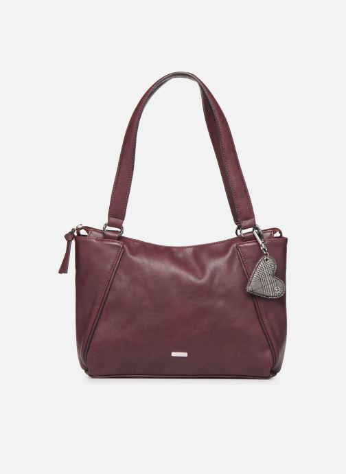 Handtaschen Tamaris NELLI Shoulder bag weinrot detaillierte ansicht/modell