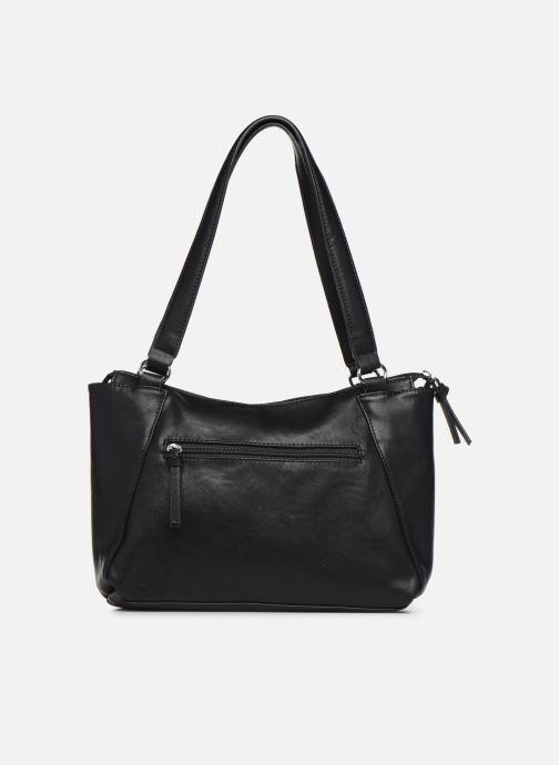 Handtaschen Tamaris NELLI Shoulder bag schwarz ansicht von vorne