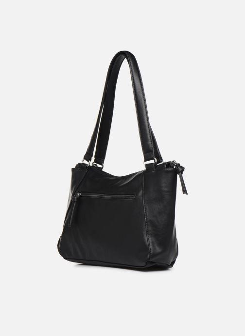Handtaschen Tamaris NELLI Shoulder bag schwarz ansicht von rechts