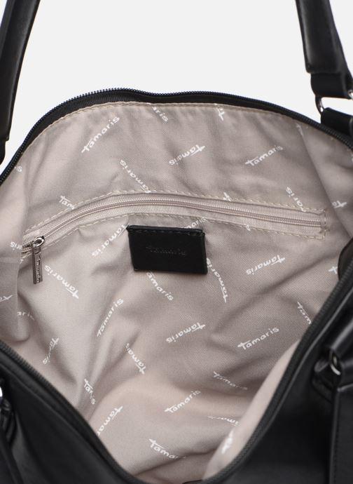 Handtaschen Tamaris NELLI Shoulder bag schwarz ansicht von hinten