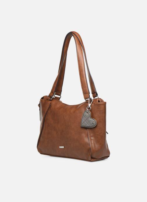 Handtassen Tamaris NELLI Shoulder bag Bruin model