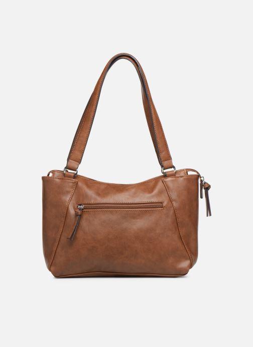 Handtassen Tamaris NELLI Shoulder bag Bruin voorkant