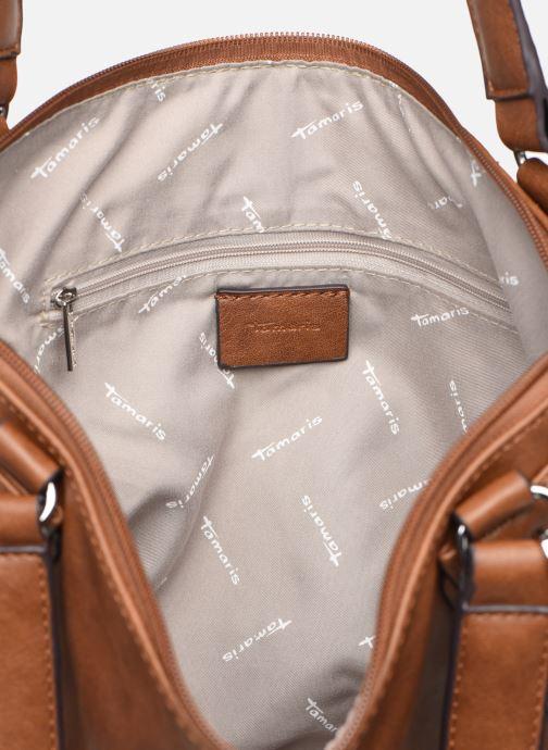 Handtassen Tamaris NELLI Shoulder bag Bruin achterkant