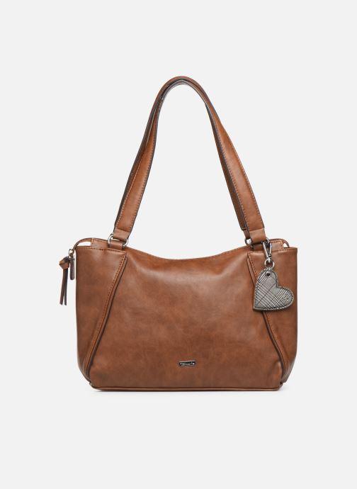 Handtassen Tamaris NELLI Shoulder bag Bruin detail