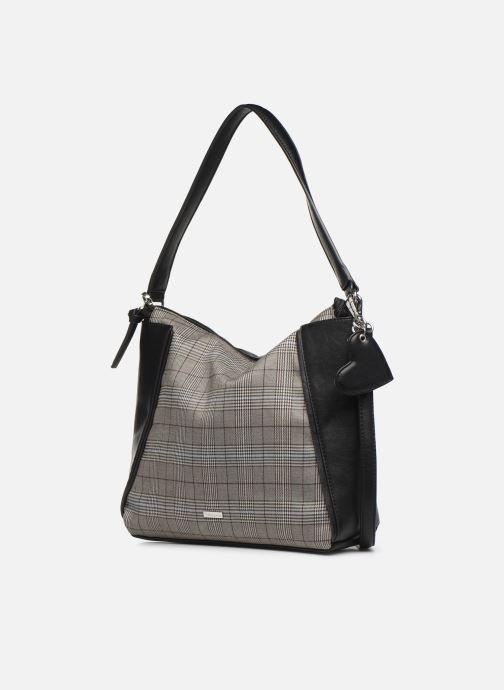 Handtaschen Tamaris NELLI Hobo bag grau schuhe getragen