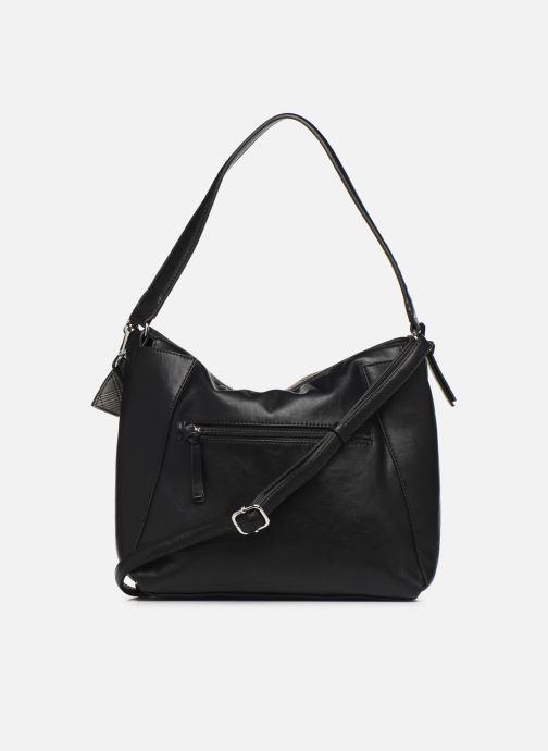 Handtaschen Tamaris NELLI Hobo bag grau ansicht von vorne