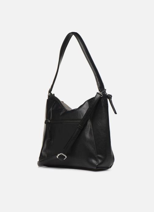 Handbags Tamaris NELLI Hobo bag Grey view from the right