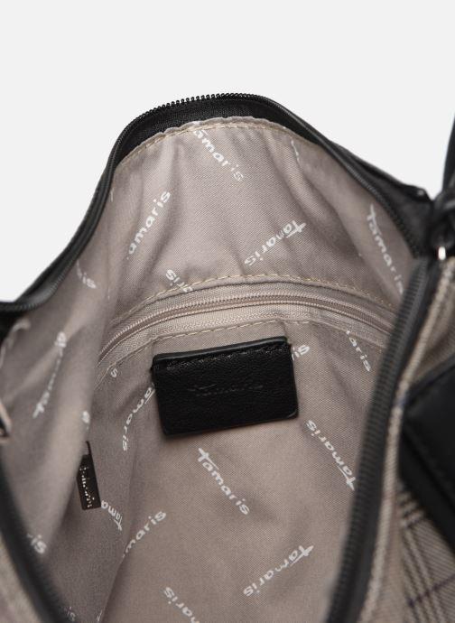 Handtaschen Tamaris NELLI Hobo bag grau ansicht von hinten