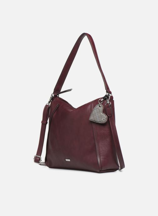 Handtassen Tamaris NELLI Hobo bag Bordeaux model