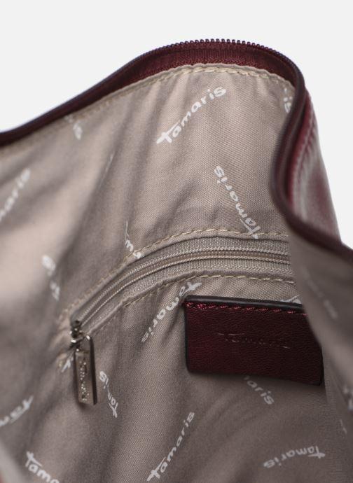 Handtaschen Tamaris NELLI Hobo bag weinrot ansicht von hinten