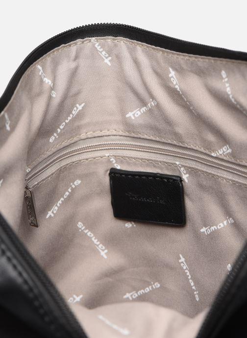 Handtassen Tamaris NELLI Hobo bag Zwart achterkant