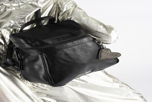 Rucksäcke Tamaris NELLI Backpack schwarz ansicht von unten / tasche getragen