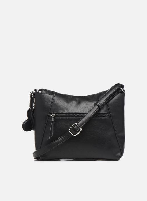 Handtaschen Tamaris NELLI Crossbody Bag schwarz ansicht von vorne