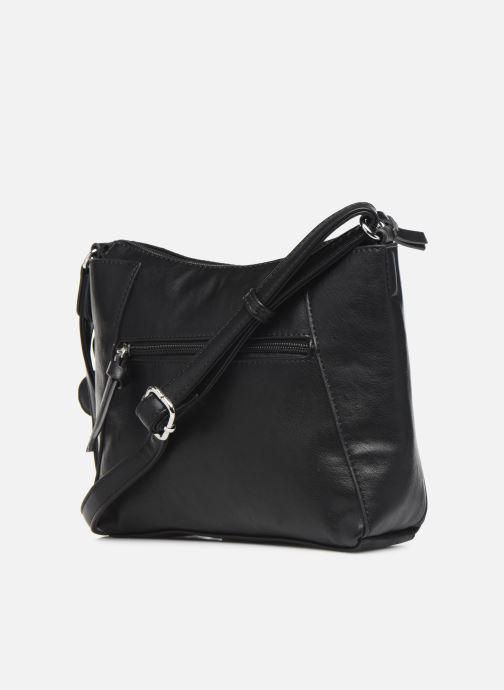 Handtassen Tamaris NELLI Crossbody Bag Zwart rechts