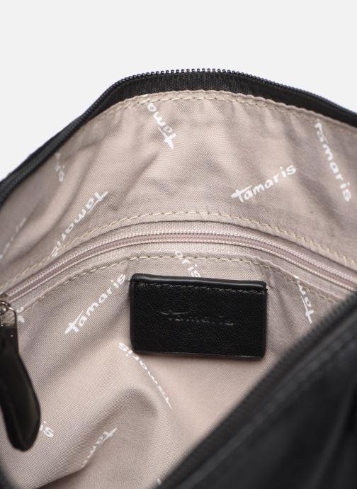 Handtaschen Tamaris NELLI Crossbody Bag schwarz ansicht von hinten