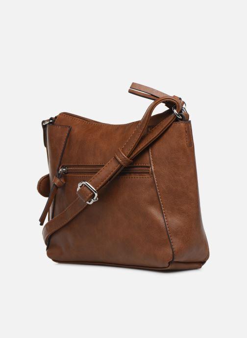 Bolsos de mano Tamaris NELLI Crossbody Bag Marrón vista lateral derecha