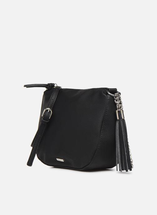 Handtaschen Tamaris GWENY Crossbody bag schwarz schuhe getragen