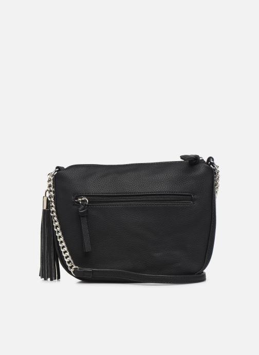 Handtaschen Tamaris GWENY Crossbody bag schwarz ansicht von vorne