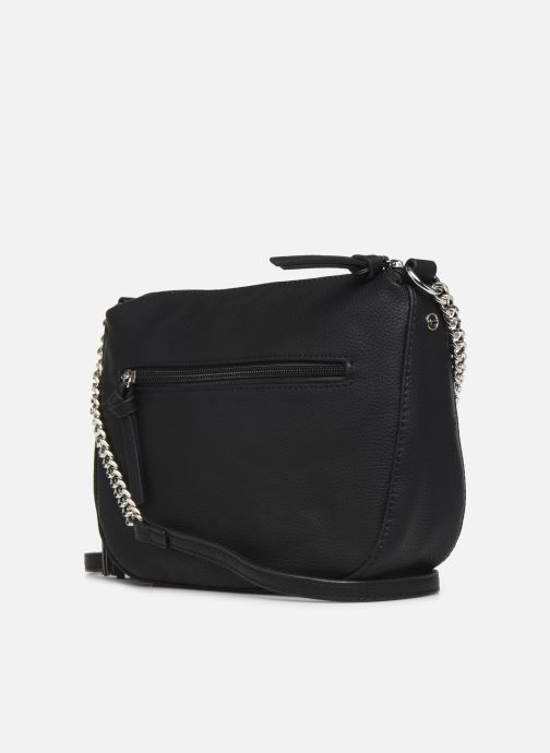 Handtaschen Tamaris GWENY Crossbody bag schwarz ansicht von rechts