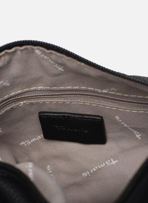 Handtaschen Tamaris GWENY Crossbody bag schwarz ansicht von hinten