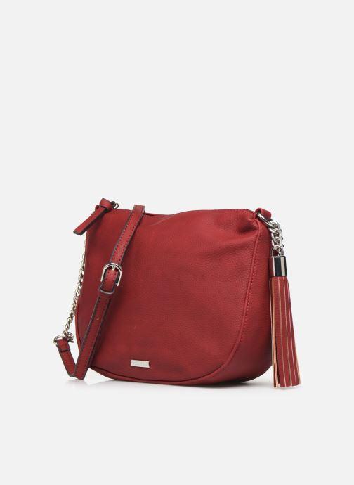 Sacs à main Tamaris GWENY Crossbody bag Rouge vue portées chaussures
