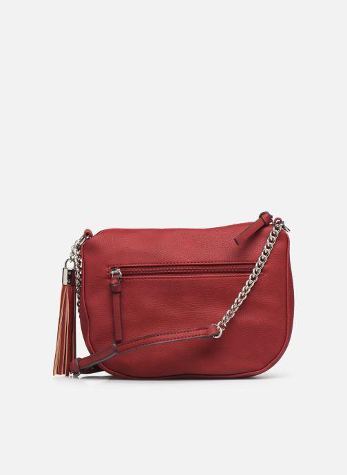 Handtaschen Tamaris GWENY Crossbody bag rot ansicht von vorne