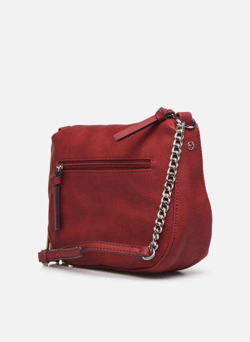 Handtassen Tamaris GWENY Crossbody bag Rood rechts