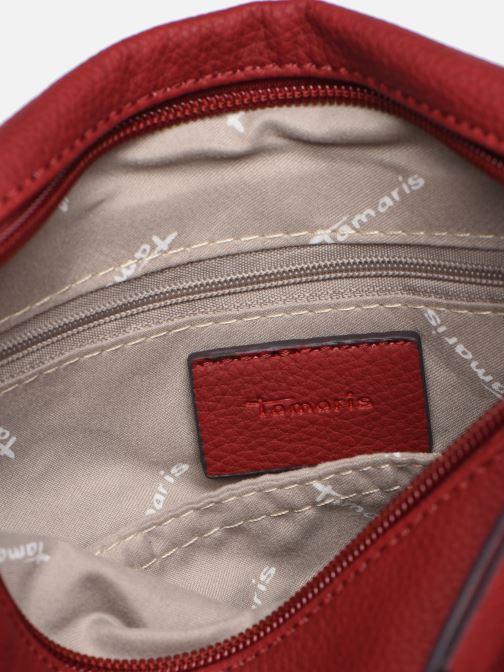 Handtaschen Tamaris GWENY Crossbody bag rot ansicht von hinten