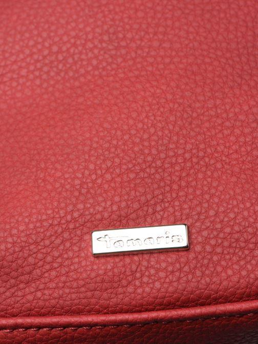 Handtaschen Tamaris GWENY Crossbody bag rot ansicht von links