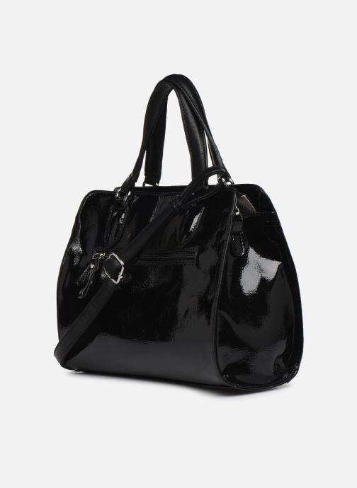 Handbags Tamaris MAGDA Handbag Black view from the right