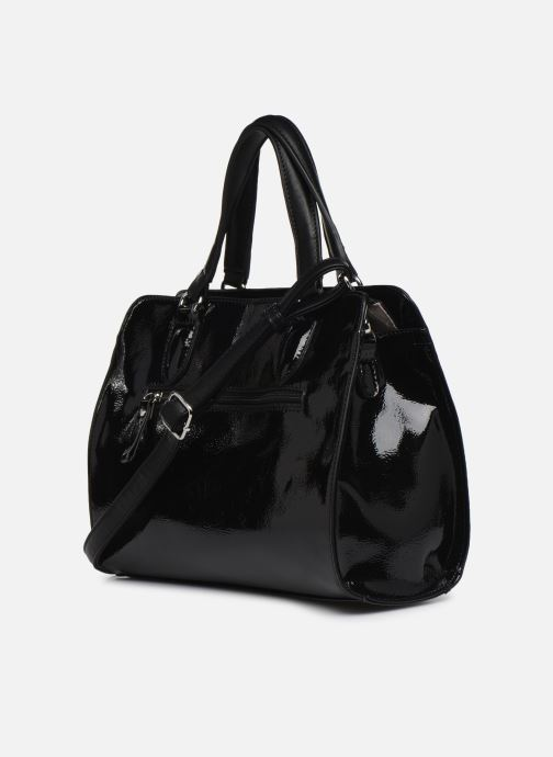 Handbags Tamaris MAGDA Handbag Black view from the right